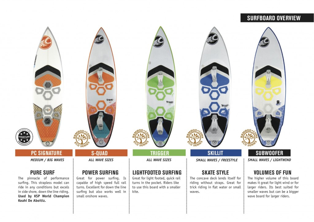 Cabrinha Surfboards 2014 page 6