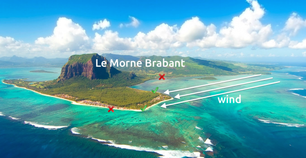 (English) Local peculiarities of wind in Mauritius